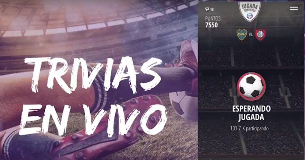 Una app de fútbol sin apuestas, pero con premios