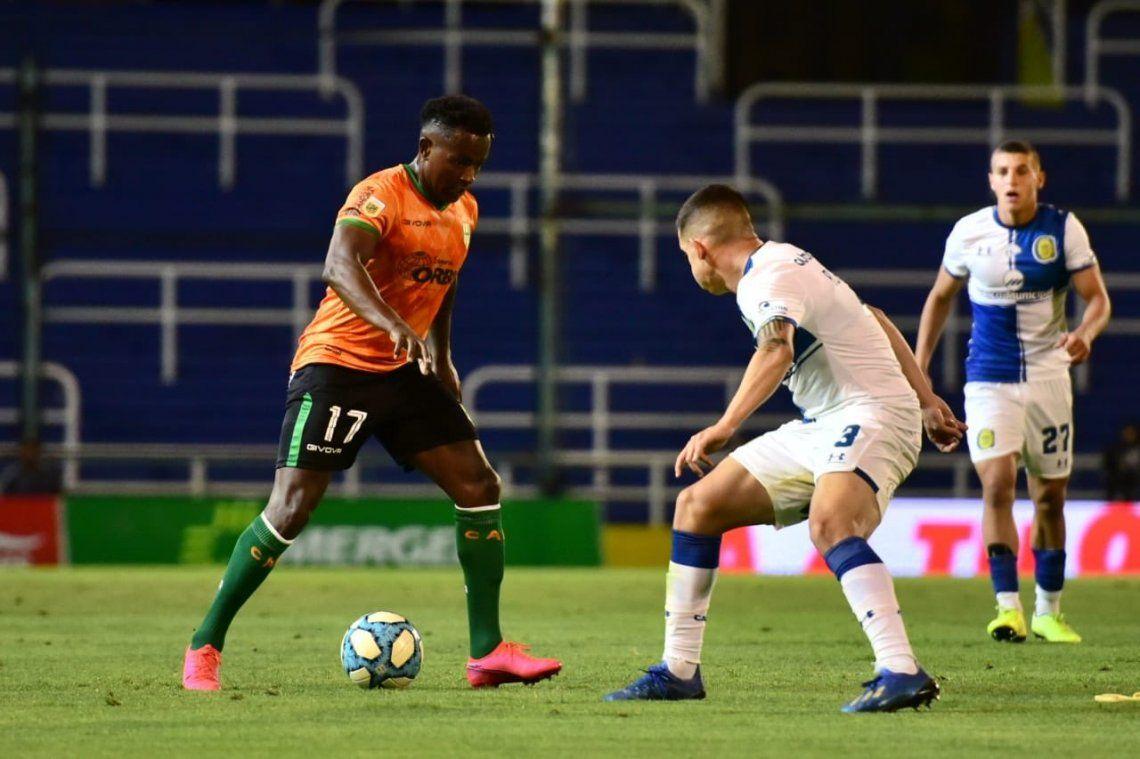 Copa de la Liga Profesional | Cuero volvió a romperla para que Banfield le gane a Rosario Central por 4-2