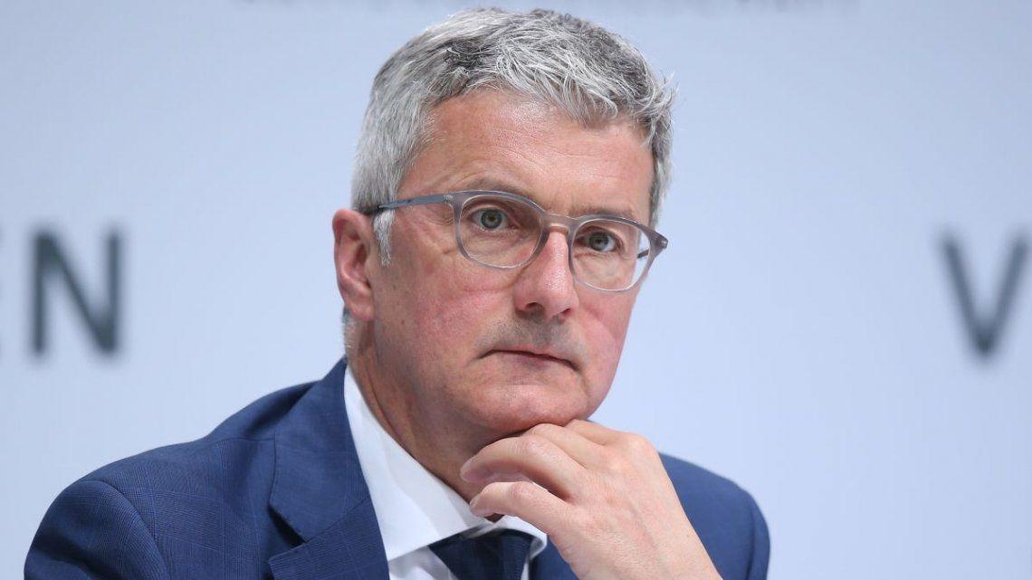 Rupert Stadler (Audi) declaró en la causa por el Dieselgate Volkswagen