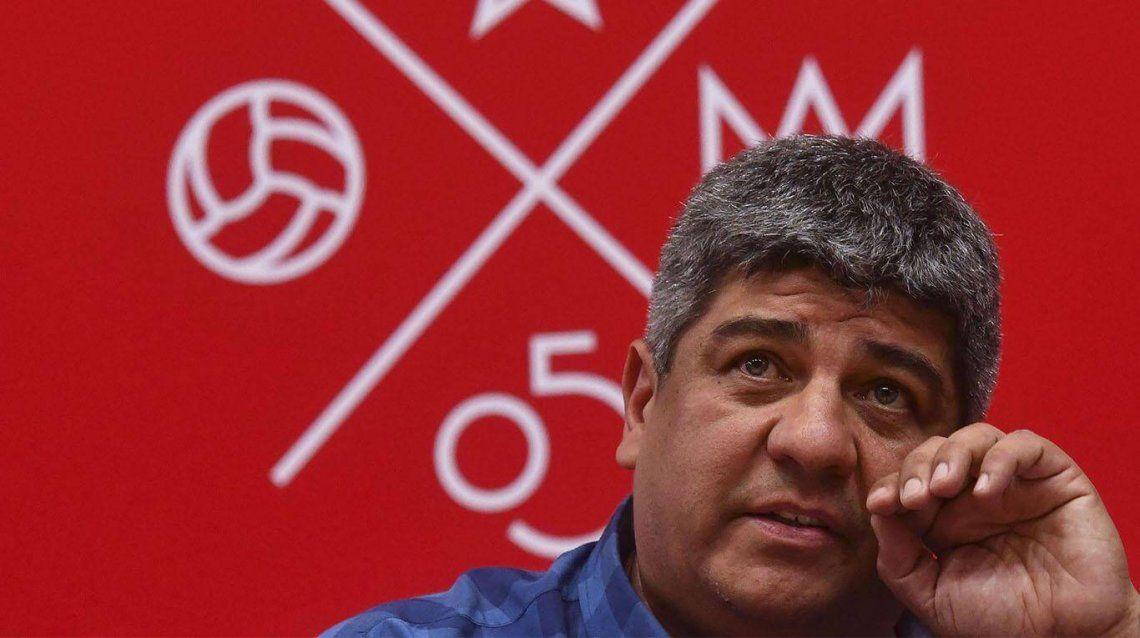 Pablo Moyano cargó contra Mauro Vigliano