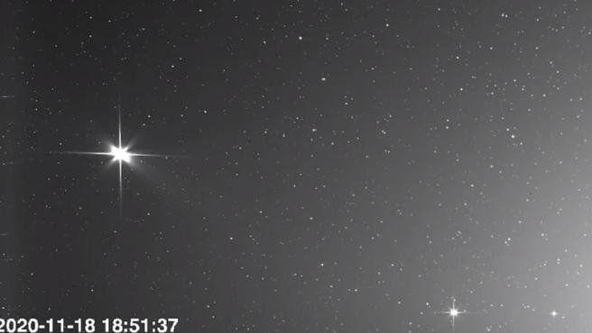 Venus, la Tierra y Marte, captados por Solar Orbite
