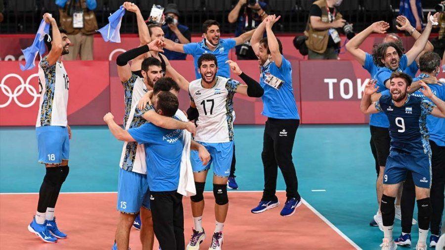 Juegos Olímpicos: Argentina venció a Brasil y logró el bronce olímpico