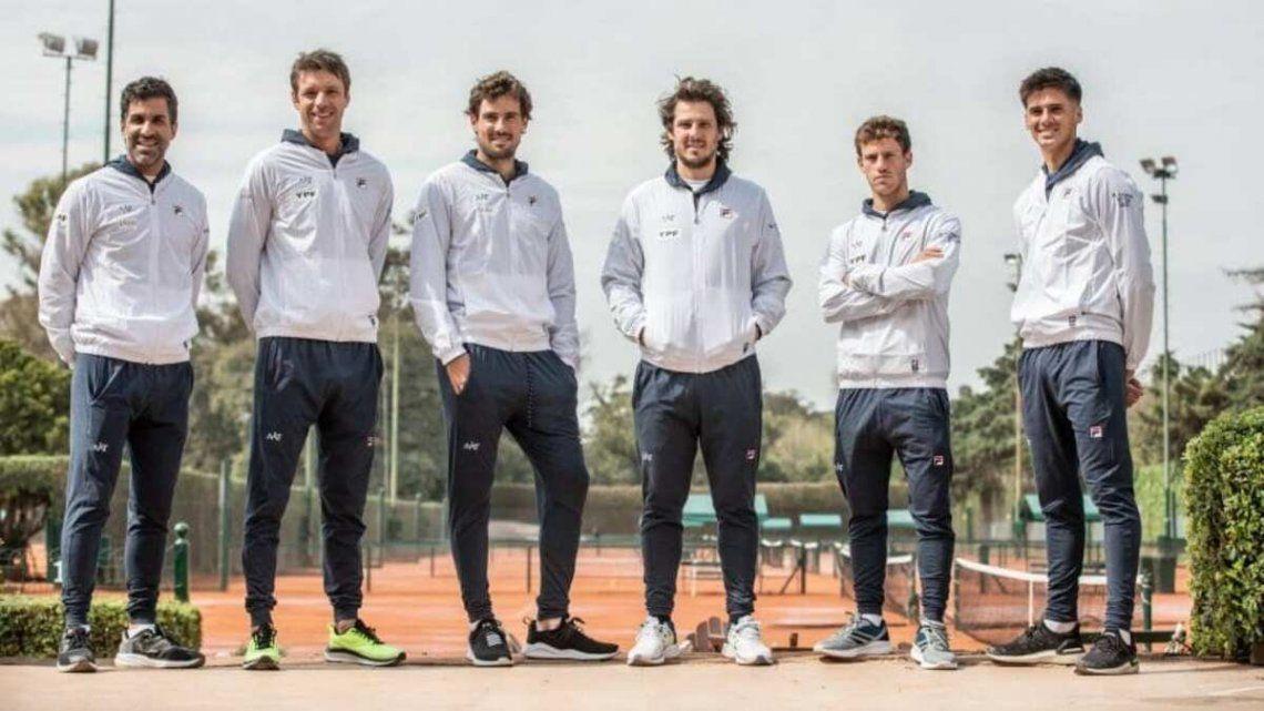 Los argentinos que participarán.