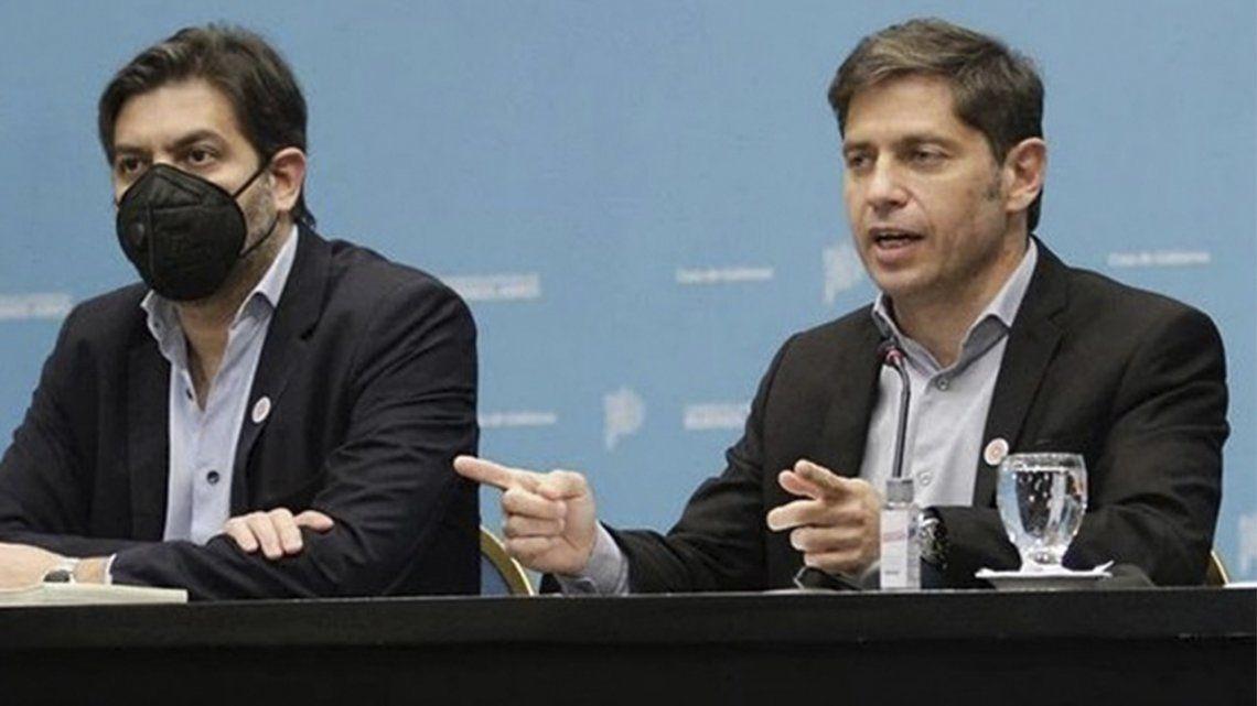 Axel Kicillof anunció que en la provincia de Buenos Aires habrá clases los sábados.