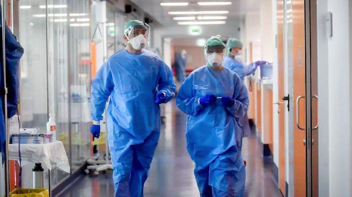 Coronavirus: 14 muertes y 470 nuevos casos.