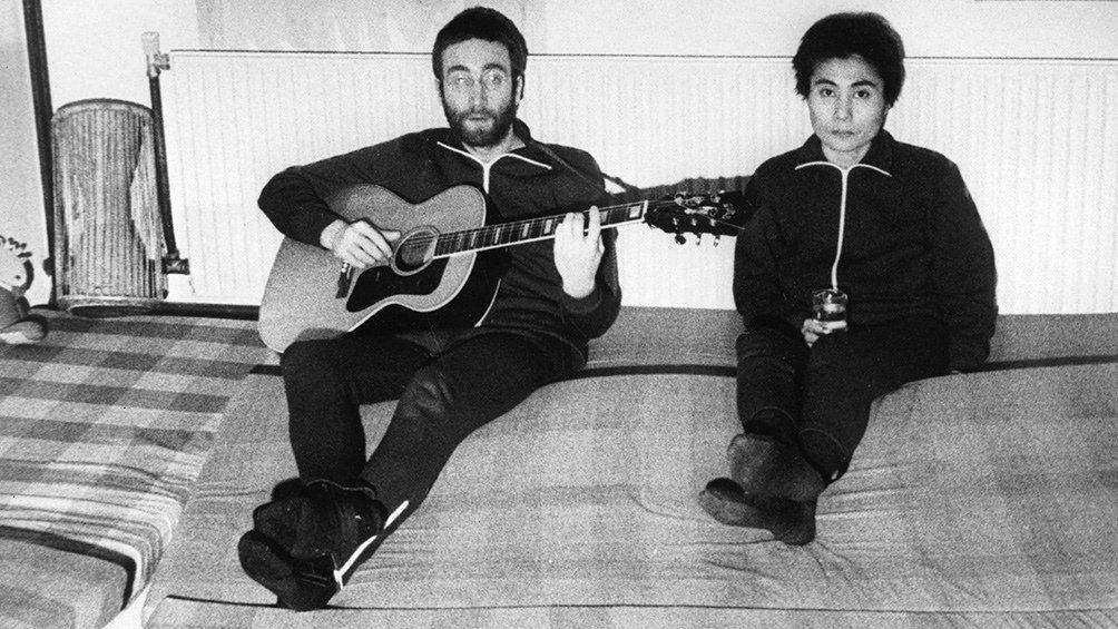 Johnn Lennon planteó que la canción