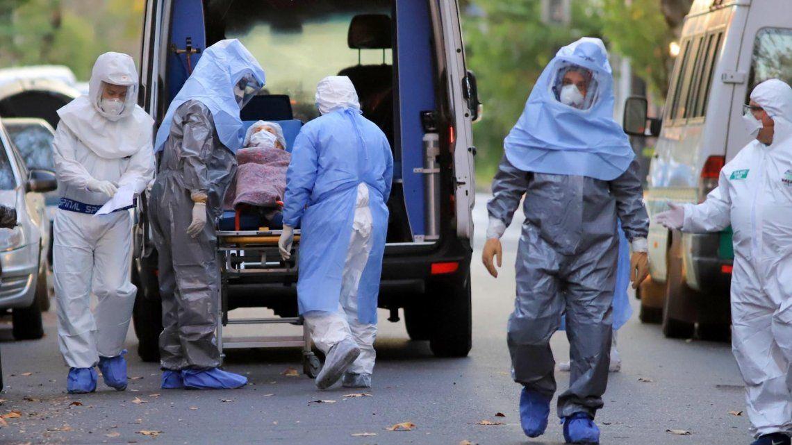 Otras 51 personas murieron en las últimas 24 horas por coronavirus