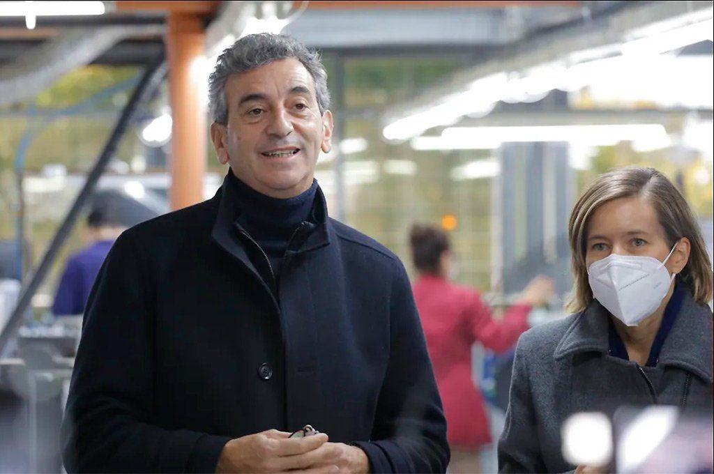 Florencio Randazzo es precandidato a diputado nacional del frente
