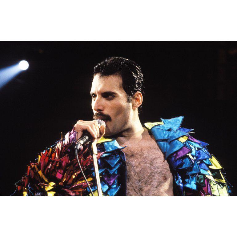 Hace 74 años nacía Freddie Mercury, la voz de Queen