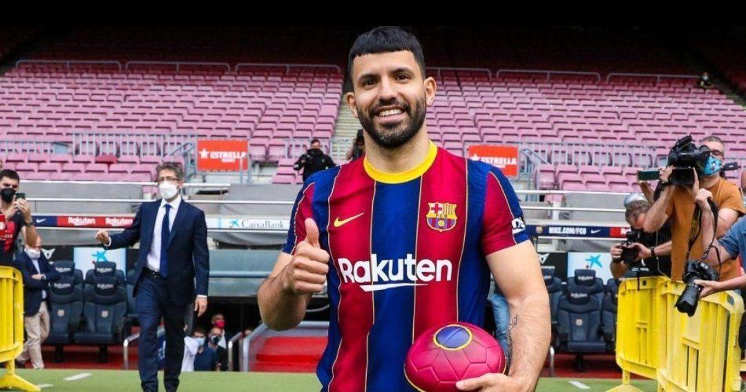 Sergio Agüero jugará en Barcelona per sin su amigo