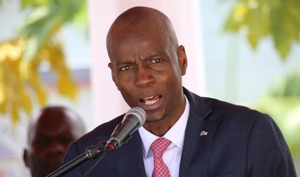 El mandatario de Haití Jovenel Moise fue sorprendido mientras descansaba en su residencia de Puerto Príncipe.