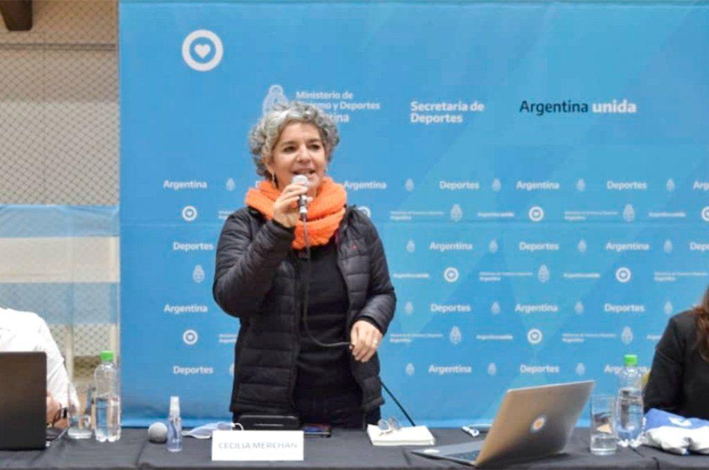Cecilia Merchán se desempeñaba como secretaria de Políticas de Igualdad y Diversidad del Ministerio de las Mujeres