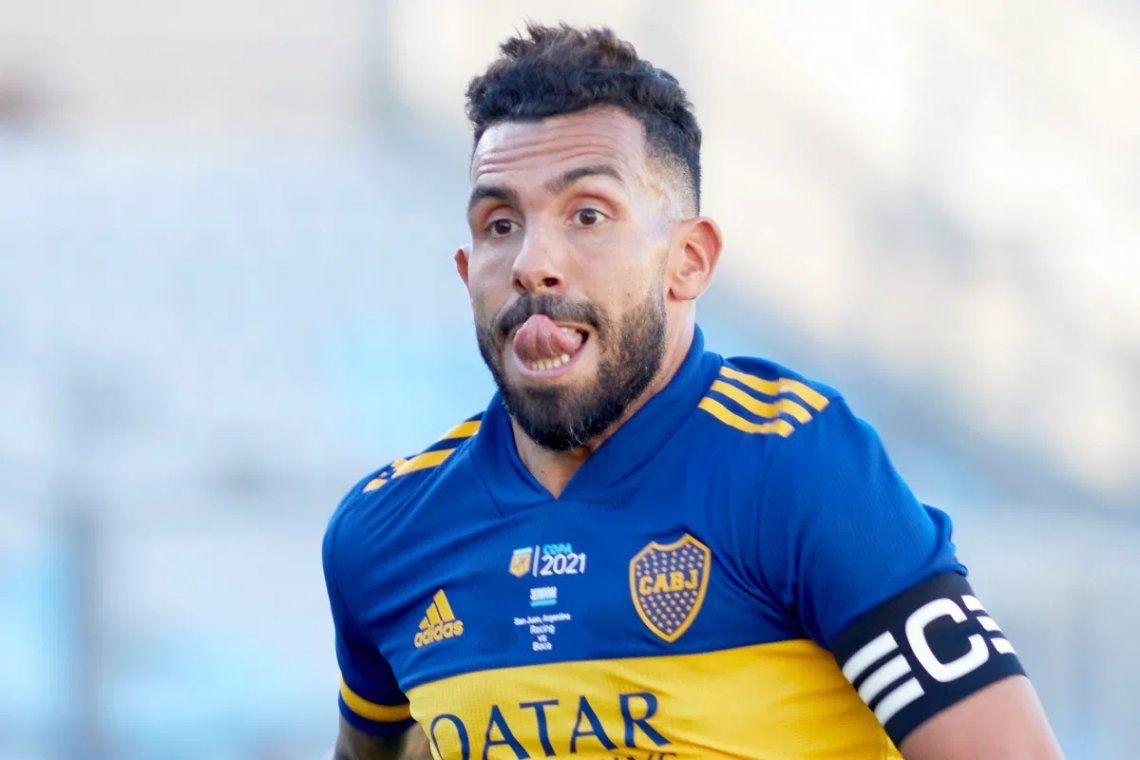 Un club de la Primera Nacional sueña con Carlitos Tévez