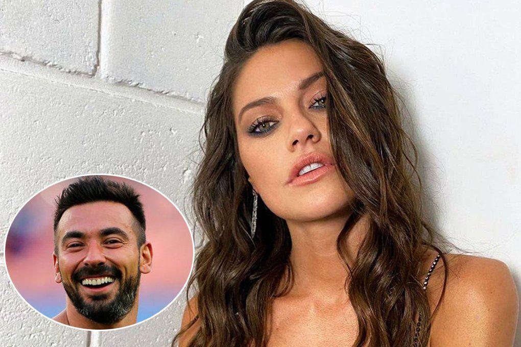 Sofía Jujuy Jiménez desmintió que el Pocho Lavezzi esté intentando conquistarla