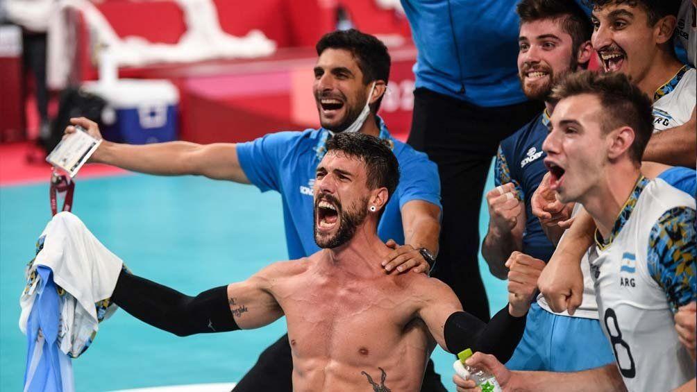 Facundo Conte: Tuvimos la fortaleza y madurez para lograr la victoria