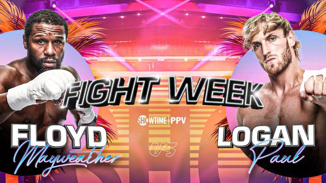 Circo Romano: Mayweather contra Logan en Miami