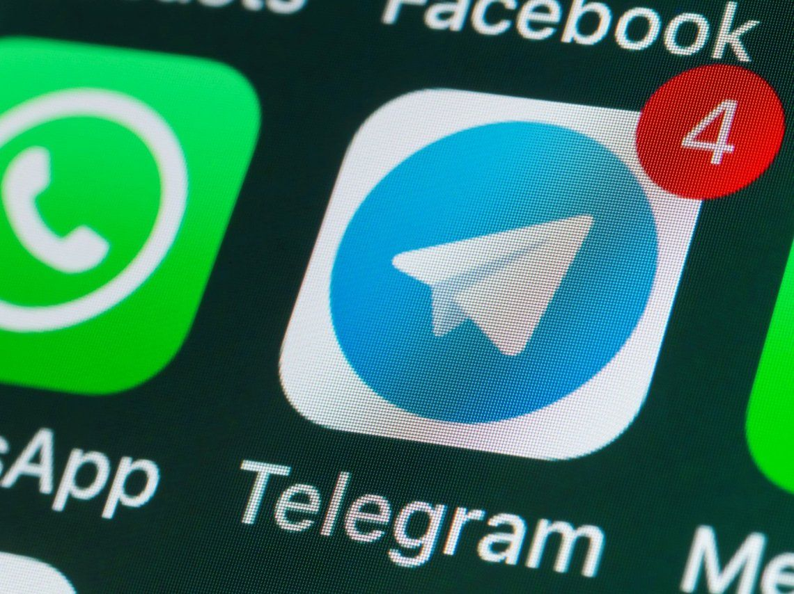 La app para decirle a tus contactos de WhatsApp que te vas a Telegram
