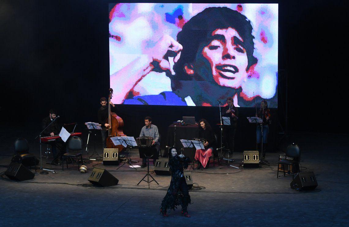 El festival y mundial Tango BA homenajeó a Diego Maradona