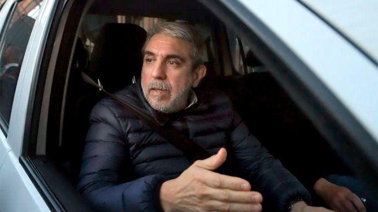 El ministro de Seguridad de la Nación, Aníbal Fernández salió a responderle a la gobernadora de Río Negro. Archivo.