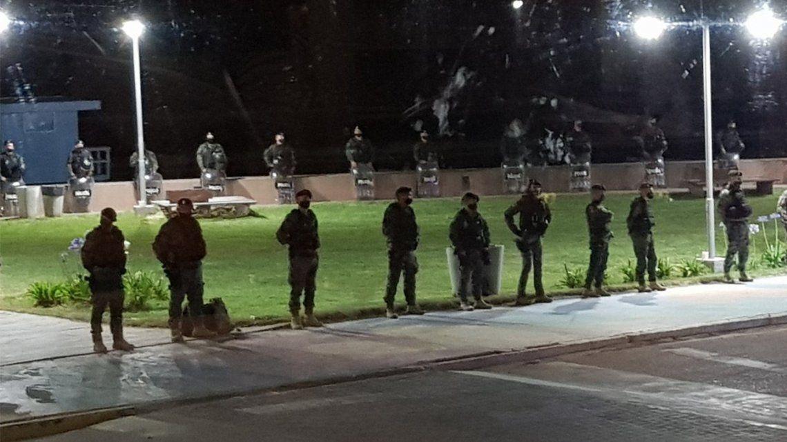 La policía tendrá una permanencia permanente en Pinamar.