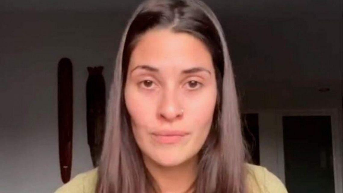 Iavana Nadal negó la pandemia y llamo a no acatar las restricciones