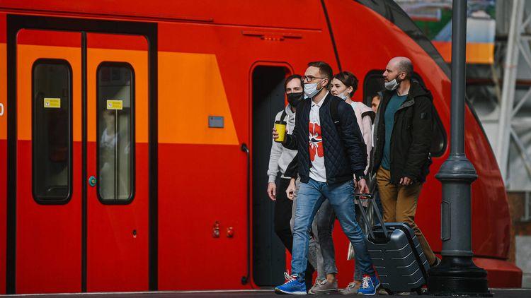 Nuevas restricciones en Moscú.