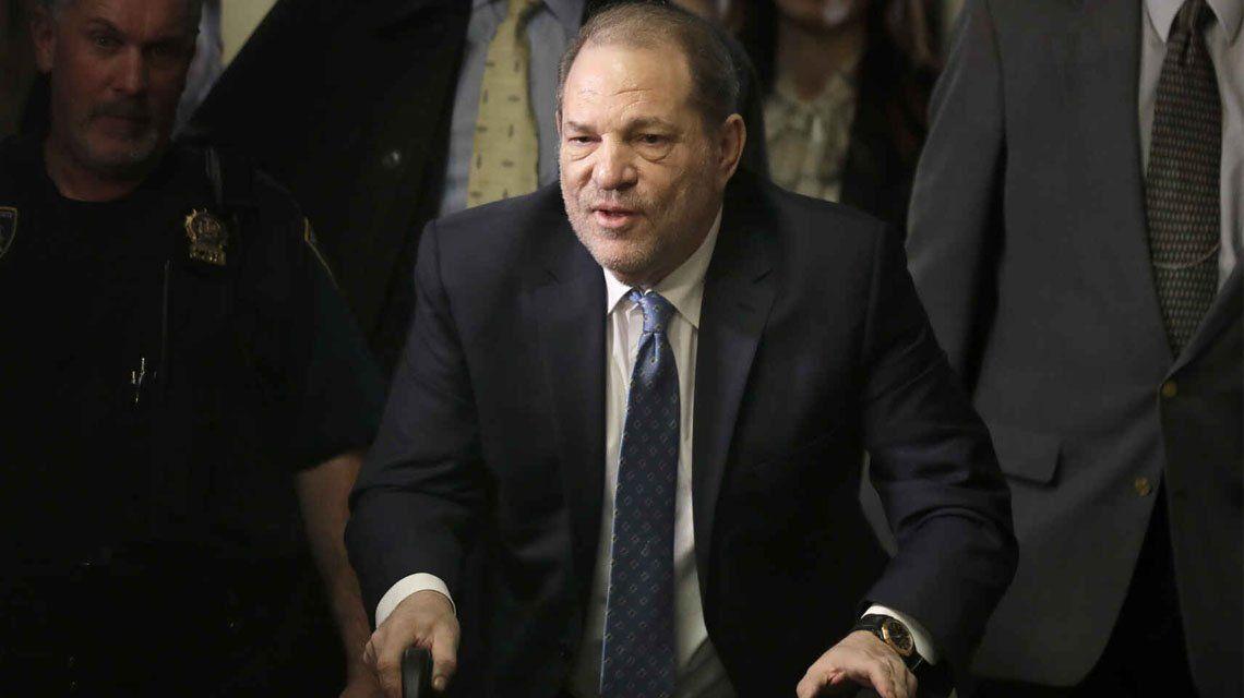 Harvey Weinstein: Crean un fondo para las víctimas.