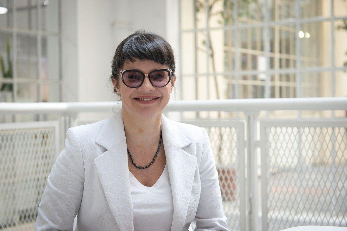Marziotta, diputada de Frente de Todos.
