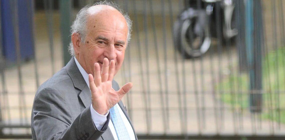 Oscar Parrilli:Mañana Bruglia y Bertuzzi se van de Comodoro Py, vuelven a sus juzgados