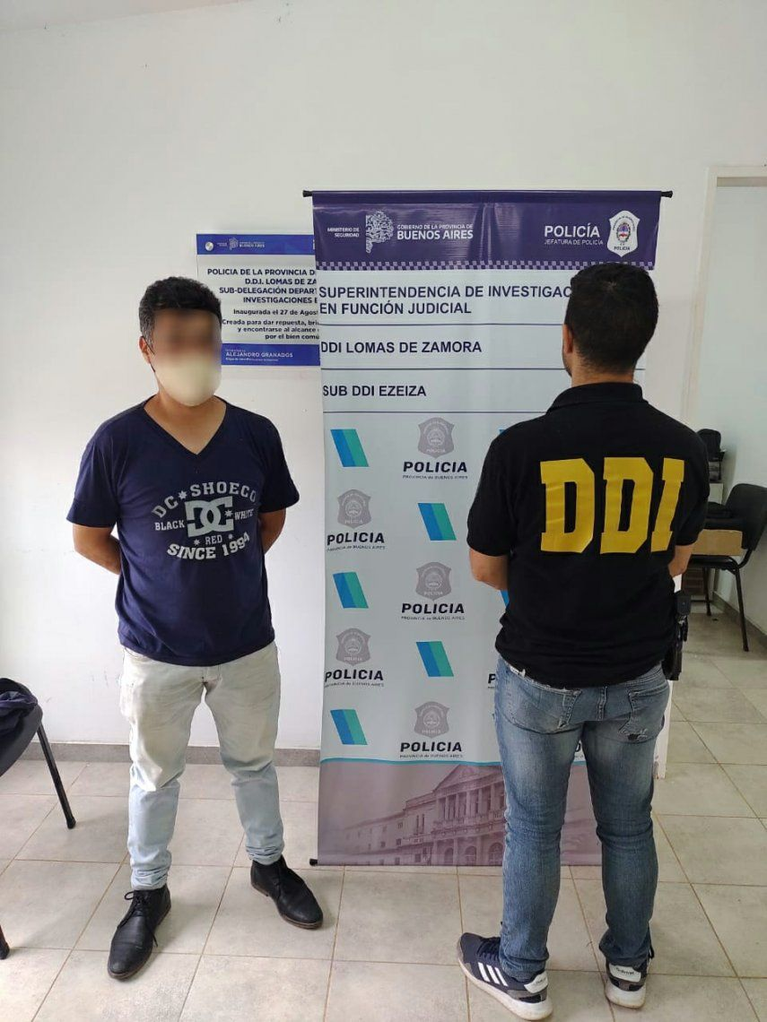 La SUB DDI Ezeiza detuvo a tres sospechosos de estafas con terrenos