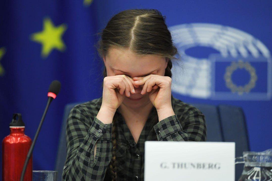 Greta Thunberg contra la política agrícola de Europa