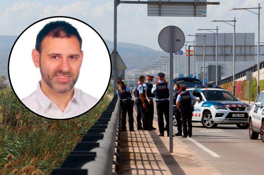 Apareció ahorcado el argentino que asesinó a su hijo en Barcelona