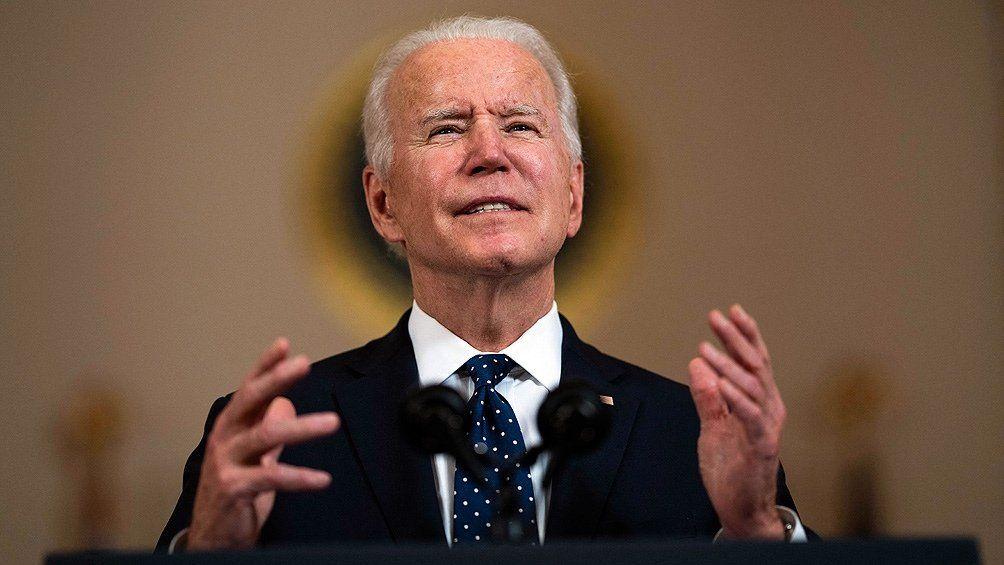 Biden hizo un papelón.