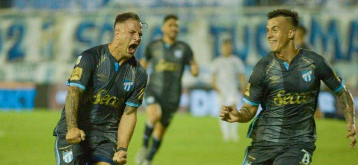Atlético Tucumán le quitó el invicto a Independiente.