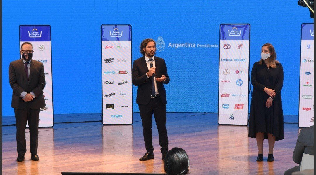 Correo Compras, una nueva tienda virtual entre productores y consumidores