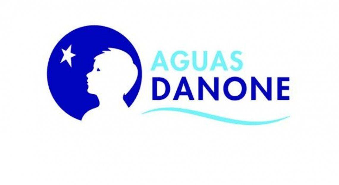 Nueva línea de aguas de Danone