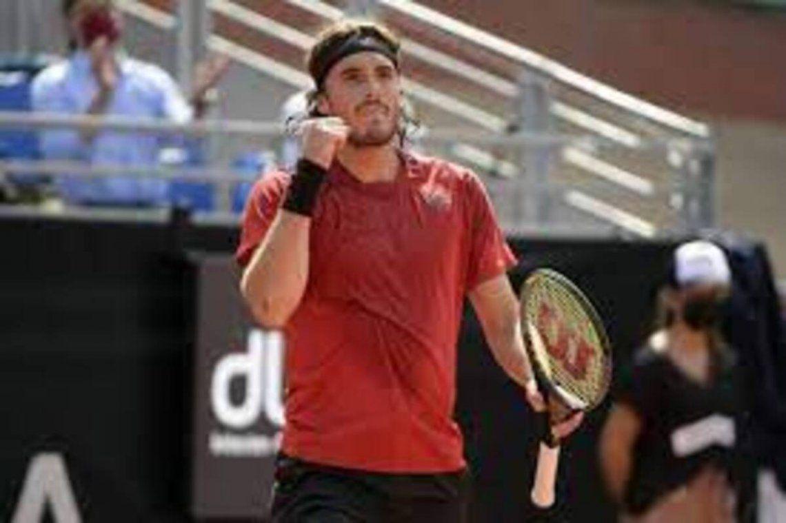Tsitsipas se consagró campeón del ATP de Lyon
