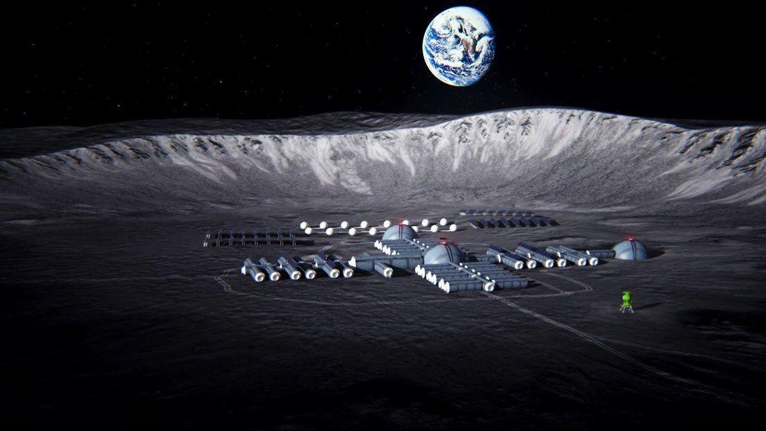 Rusia y China se asociaron en la ambiciosa empresa de instalar una base científica en la Luna.