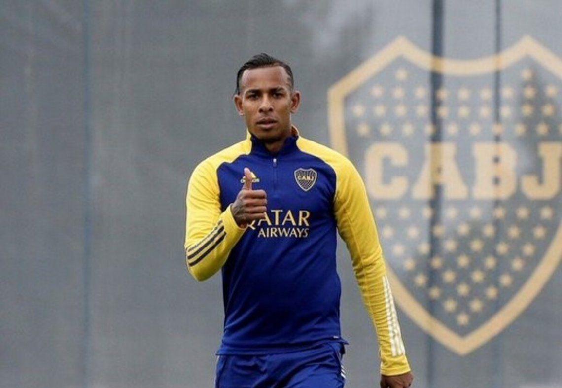 Sebastián Villa tendrá otra semana de entrenamientos solitarios y no cobrará la mitad de su sueldo