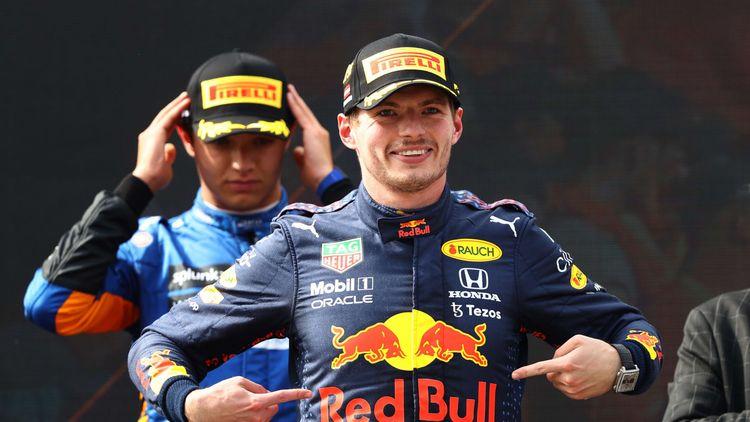 Max Verstappen, líder del campeonato de Fórmula 1