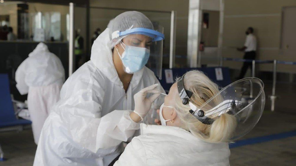 Coronavirus en Argentina.