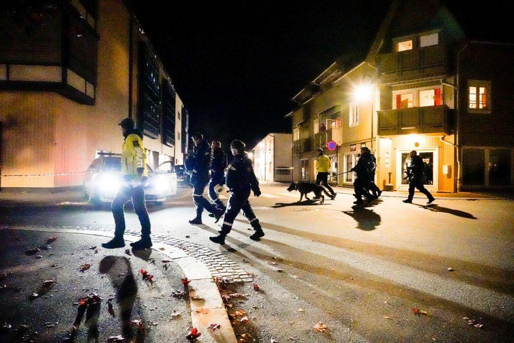 Ataque terrorista en Noruega.