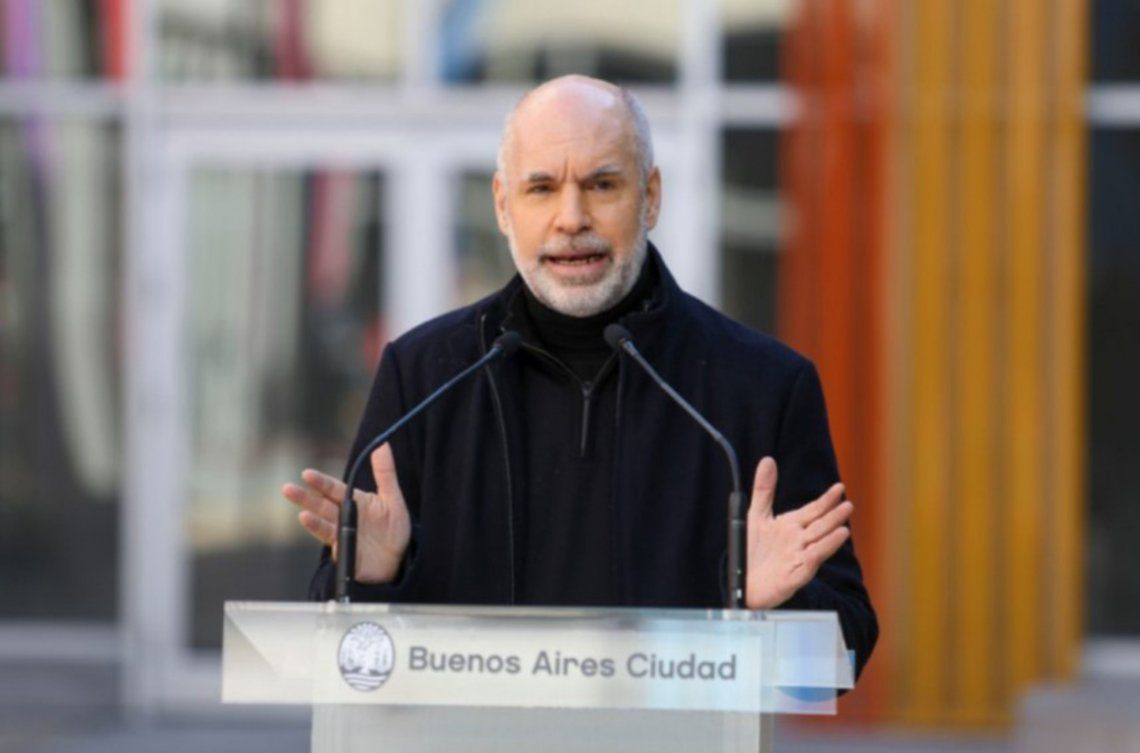 CABA: Rodríguez Larreta anunció nuevas aperturas graduales