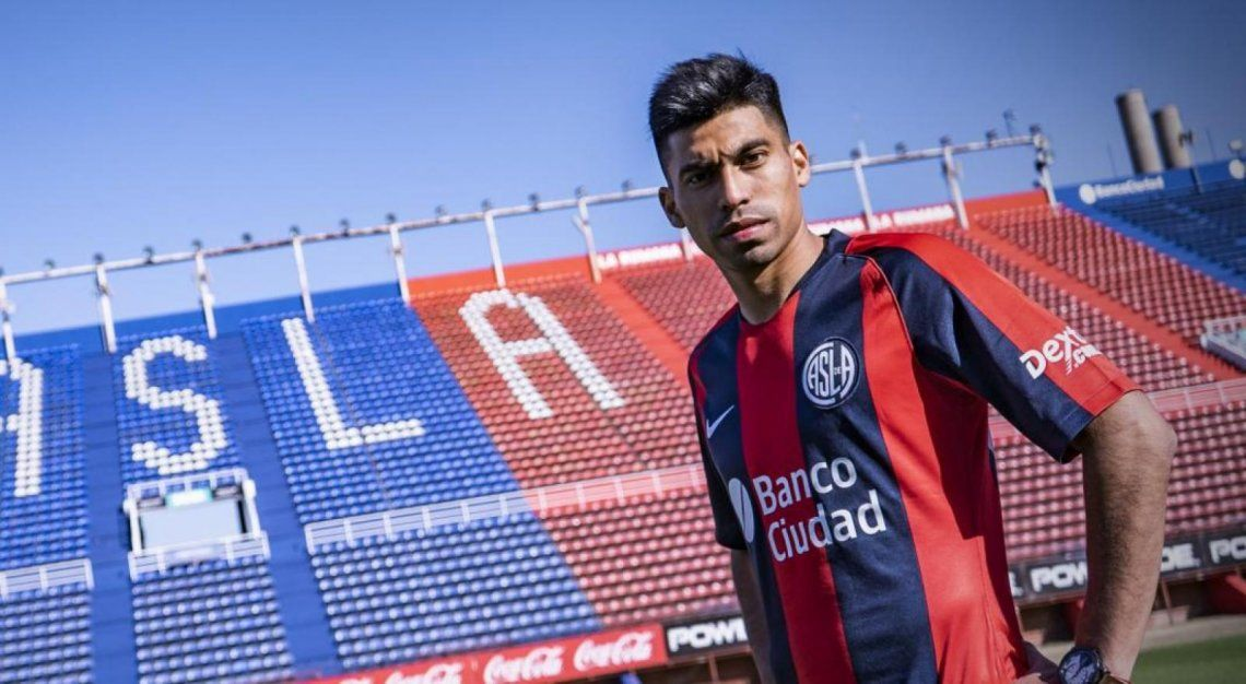 San Lorenzo: Ramírez se presentó a entrenar y fue apartado del grupo