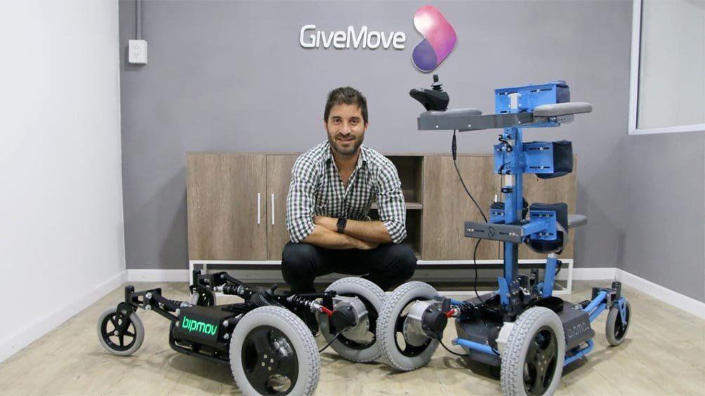 Proyecto entrerriano para ayudar a niños discapacitados ganó premio en Israel