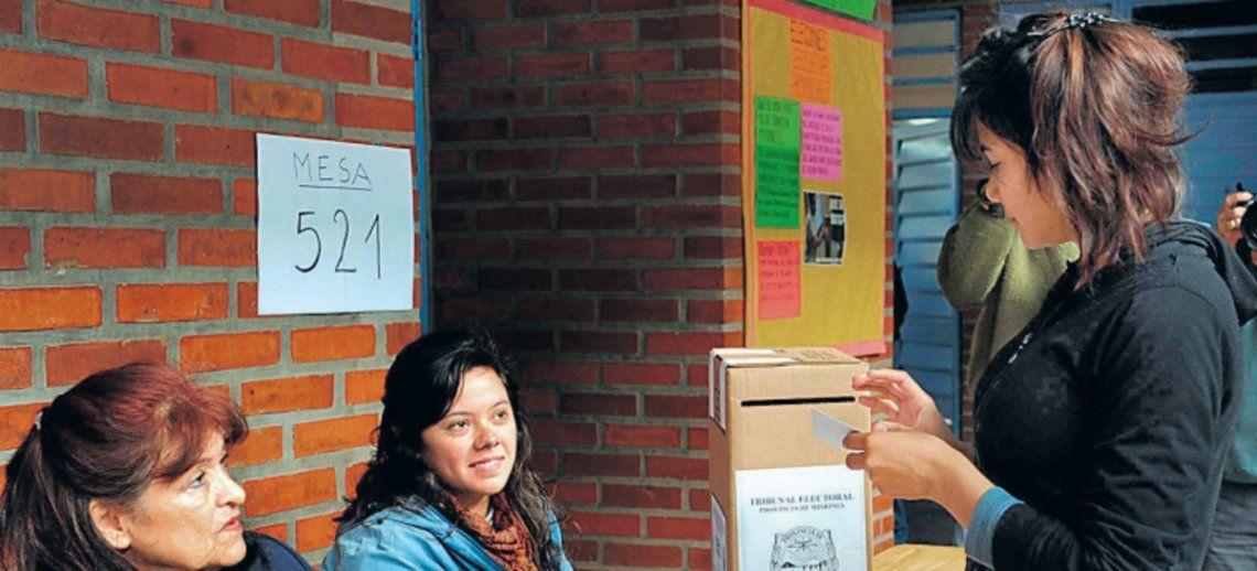 Por quinta vez los jóvenes de 16 y 17 años podrán participar de las elecciones.