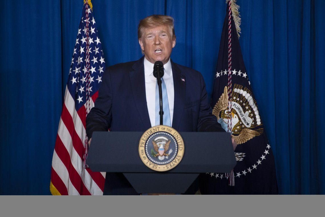Tensión en Medio Oriente: Trump redobló la apuesta y afirmó que Irán nunca tendrá un arma nuclear