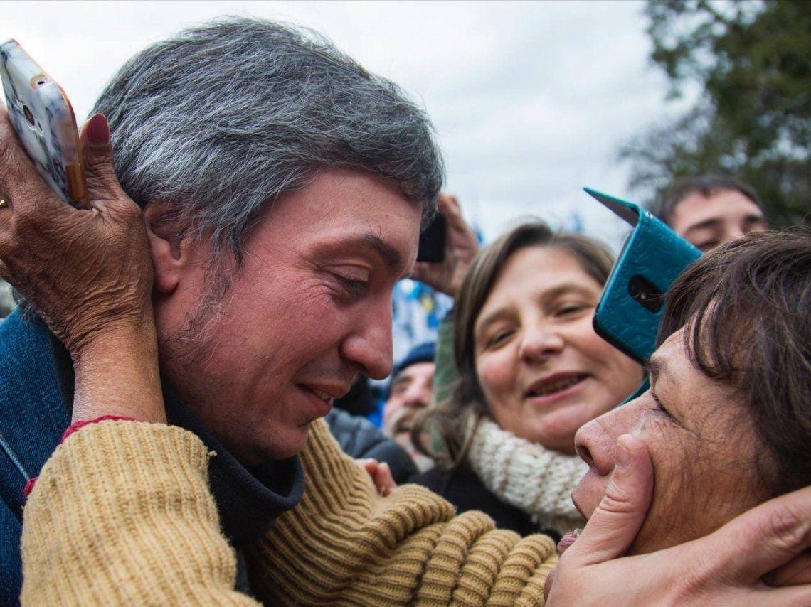 Máximo Kirchner a un paso de ser elegido presidente del PJ bonaerense