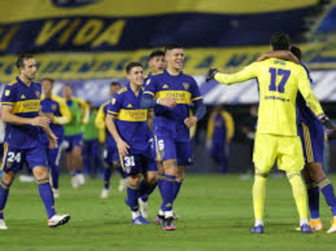 Agustín Rossi sería uno de los pocos titulares de Boca en Tucumán.