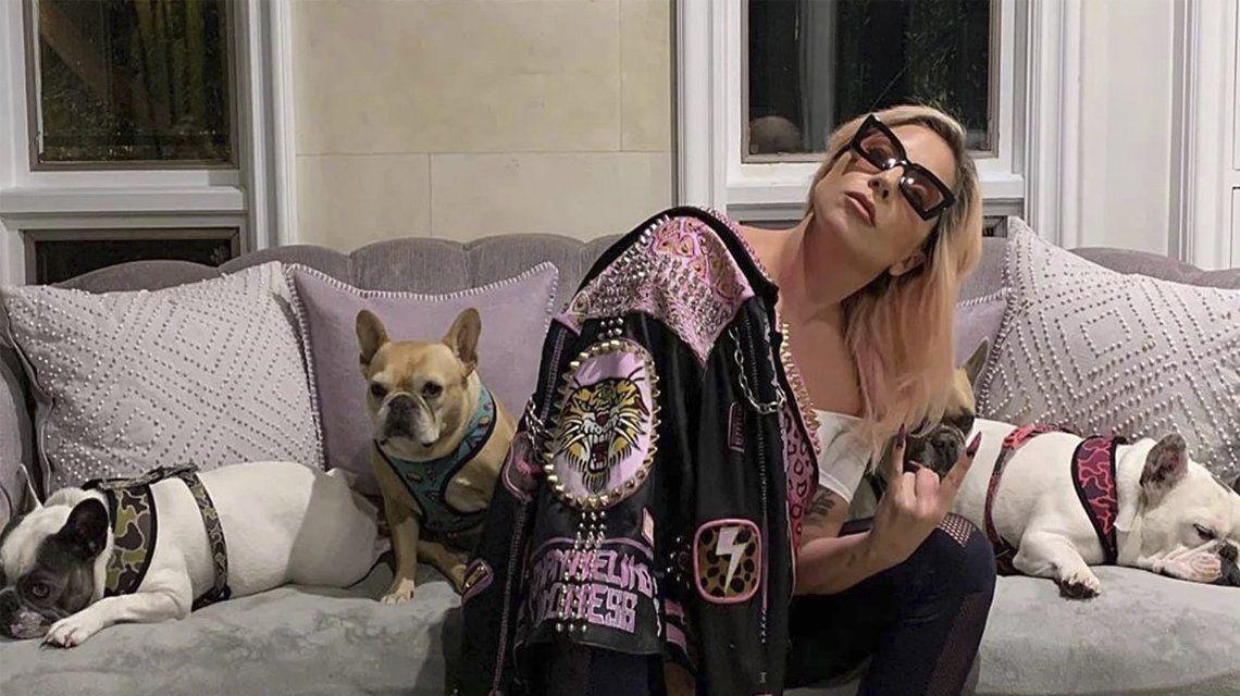 Lady Gaga: Disparos